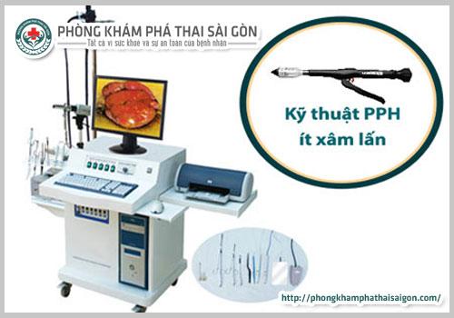Kỹ thuật PPH, HPCT