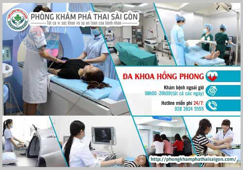 Địa chỉ điều trị uy tín tại TPHCM