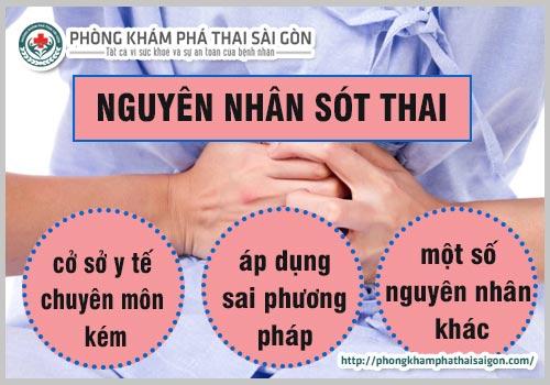tai sao lai sot thai