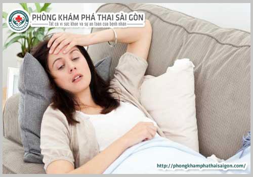 viêm âm đạo có thể do cơ thể thường xuyên bị mệt mỏi