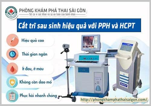 sau sinh bao lau co the tien hanh cat tri